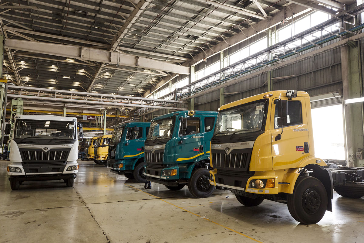 Q1 Results: Bharat Forge's Profit Falls On Weak Demand For Commercial Vehicles