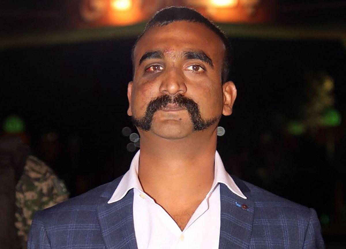Abhinandan Varthaman Gets Vir Chakra On The Eve Of Independence Day
