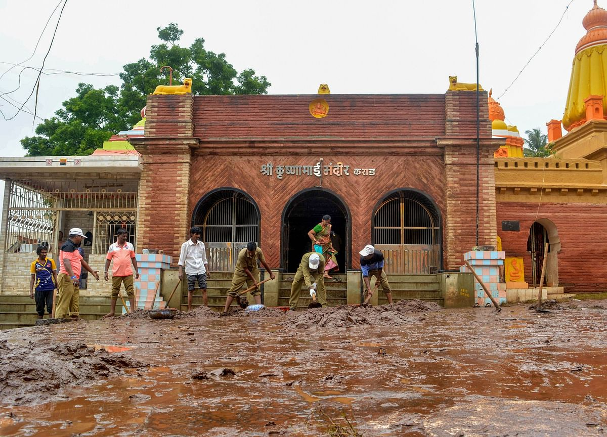 Normalcy Returning To Flood-Hit Western Maharashtra, Death Toll At 54