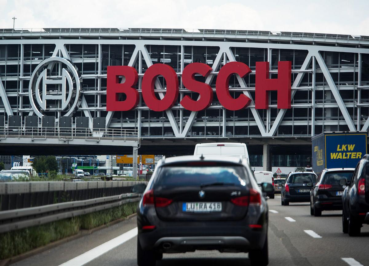 Bosch Board Appoints Bernhard Straub As Chairman