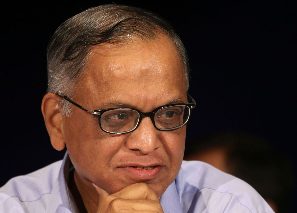 Film On Infosys Co-Founder Narayana Murthy In Works