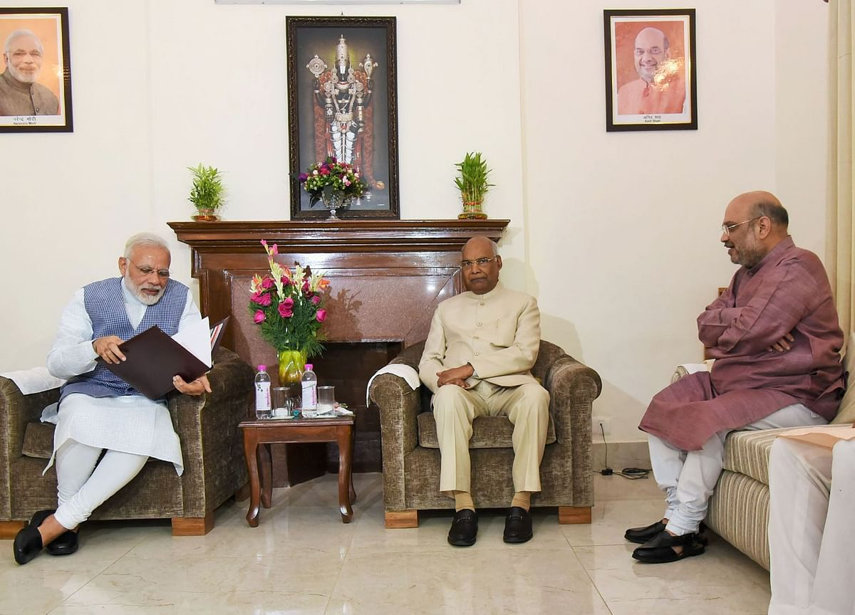 Jammu & Kashmir: The Administrative Changes When One State Becomes Two Union Territories