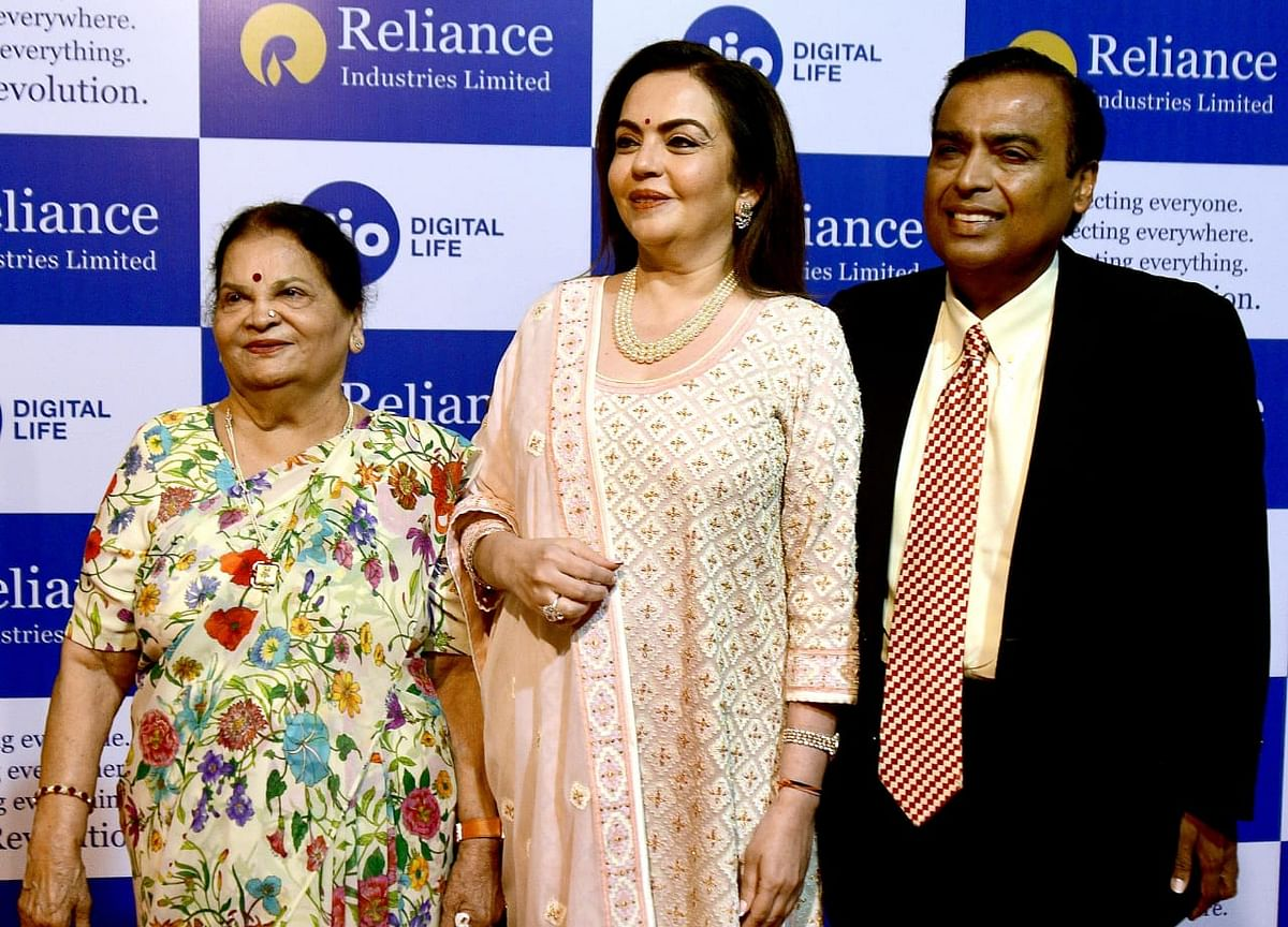 RIL' 42nd AGM: Saudi Aramco's Investment; Zero-Net-Debt Roadmap; Jio Fiber Launch Date; IPO Plans For Subsidiaries And More