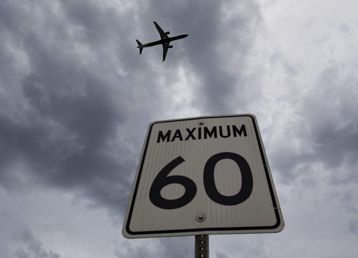 Why Climate Change Could Make Your Next Flight a Bumpier One
