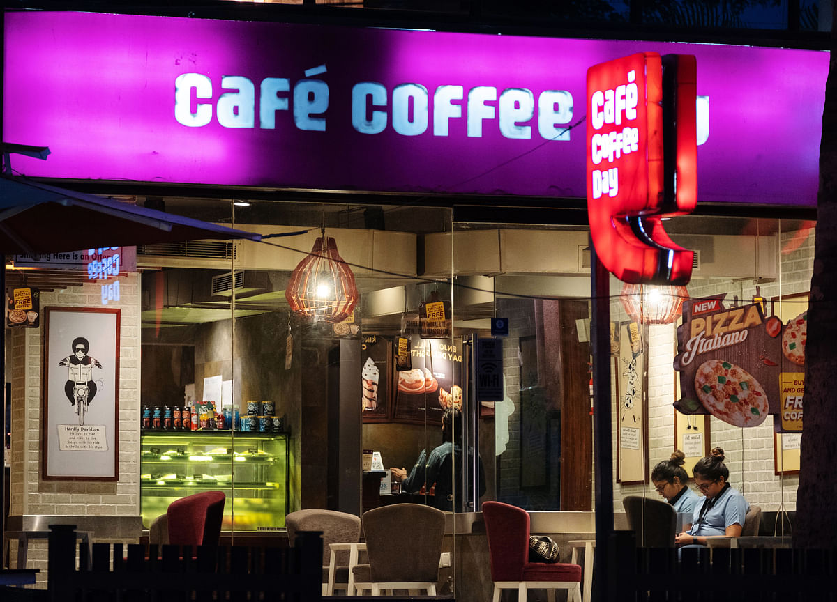 Coffee Day Says 'No Negotiation' With Tata Consumer Over Sale Of Vending Unit