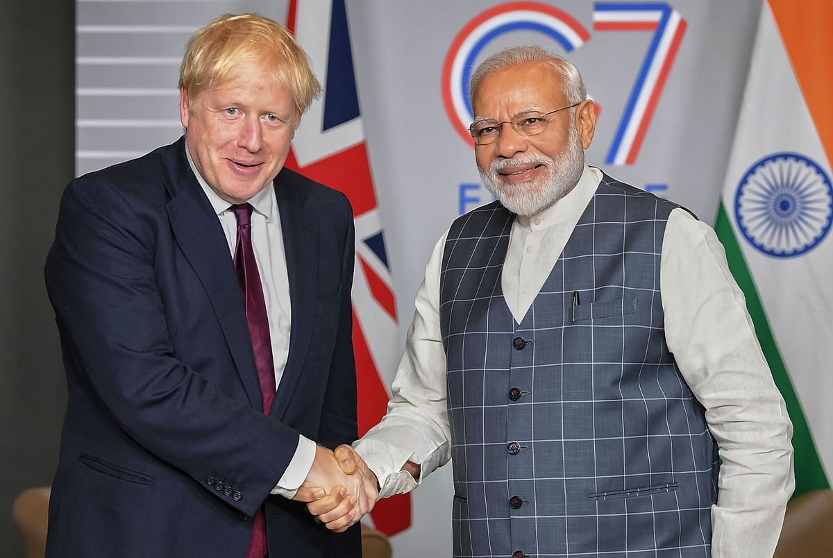 India Even More Important In Case Of No-Deal Brexit,  U.K. Envoy Says