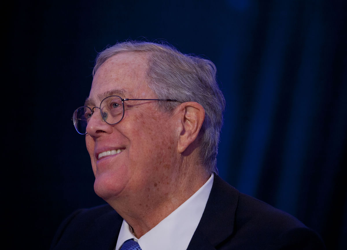 David Koch, Industrialist Who Funded Conservatives, Dies at 79