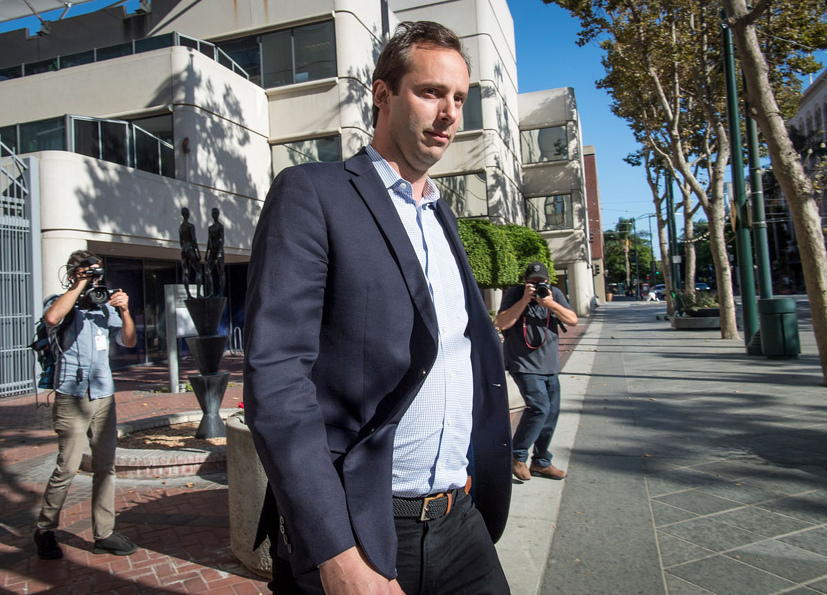 Ex-Uber Engineer Levandowski Charged by U.S. in Waymo Case