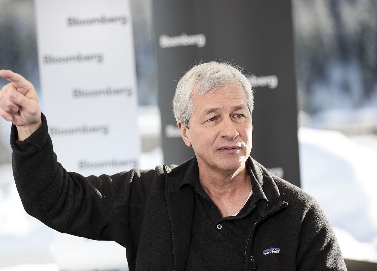 JPMorgan's Dimon Among CEOs Rejecting Investor-Centric Model
