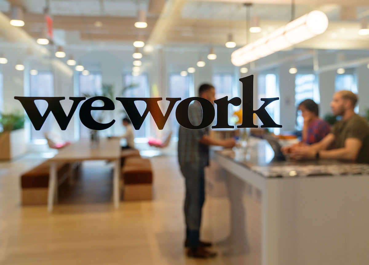 WeWork Takes the Startup-Mania Era to Its Logical Extreme