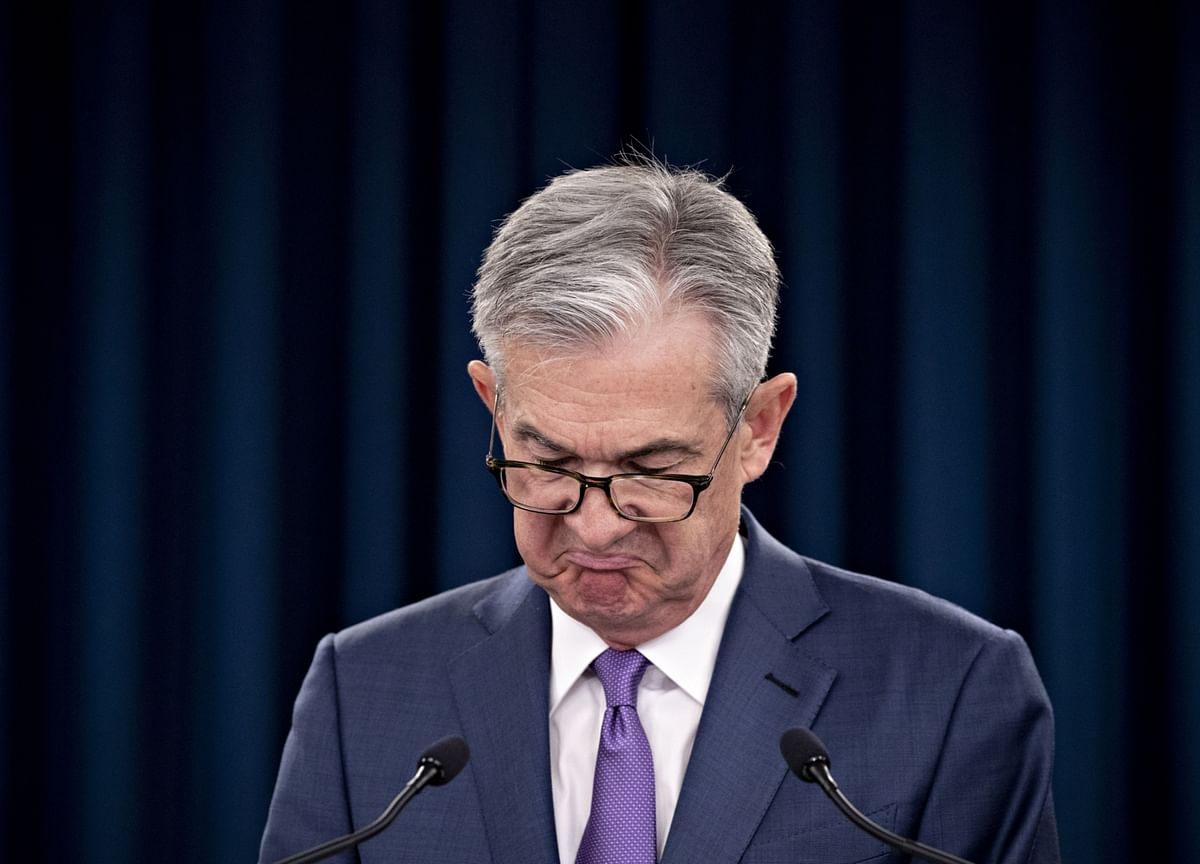 Trump Says 'Powell Let Us Down' After Fed's Quarter-Point Cut