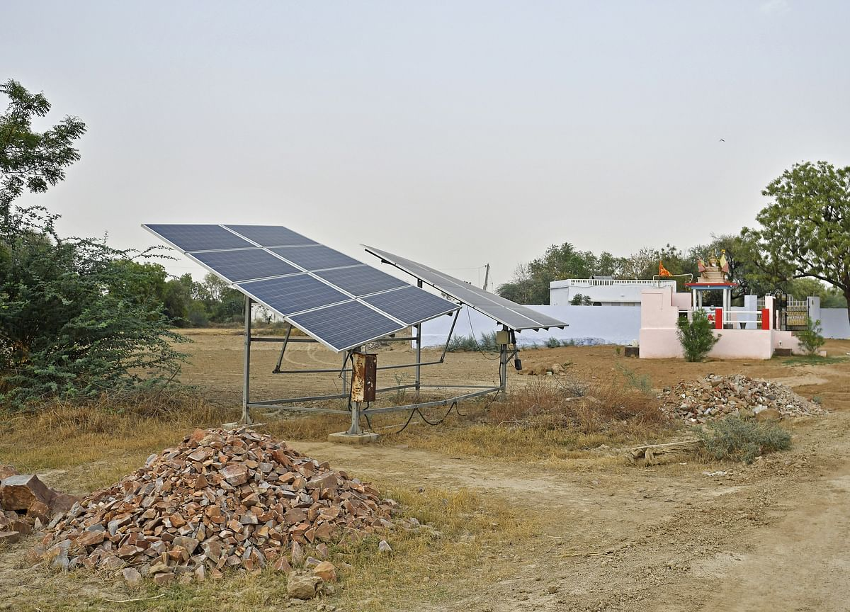 CARE Ratings Revises 11 Solar Power Companies' Borrowings To Negative