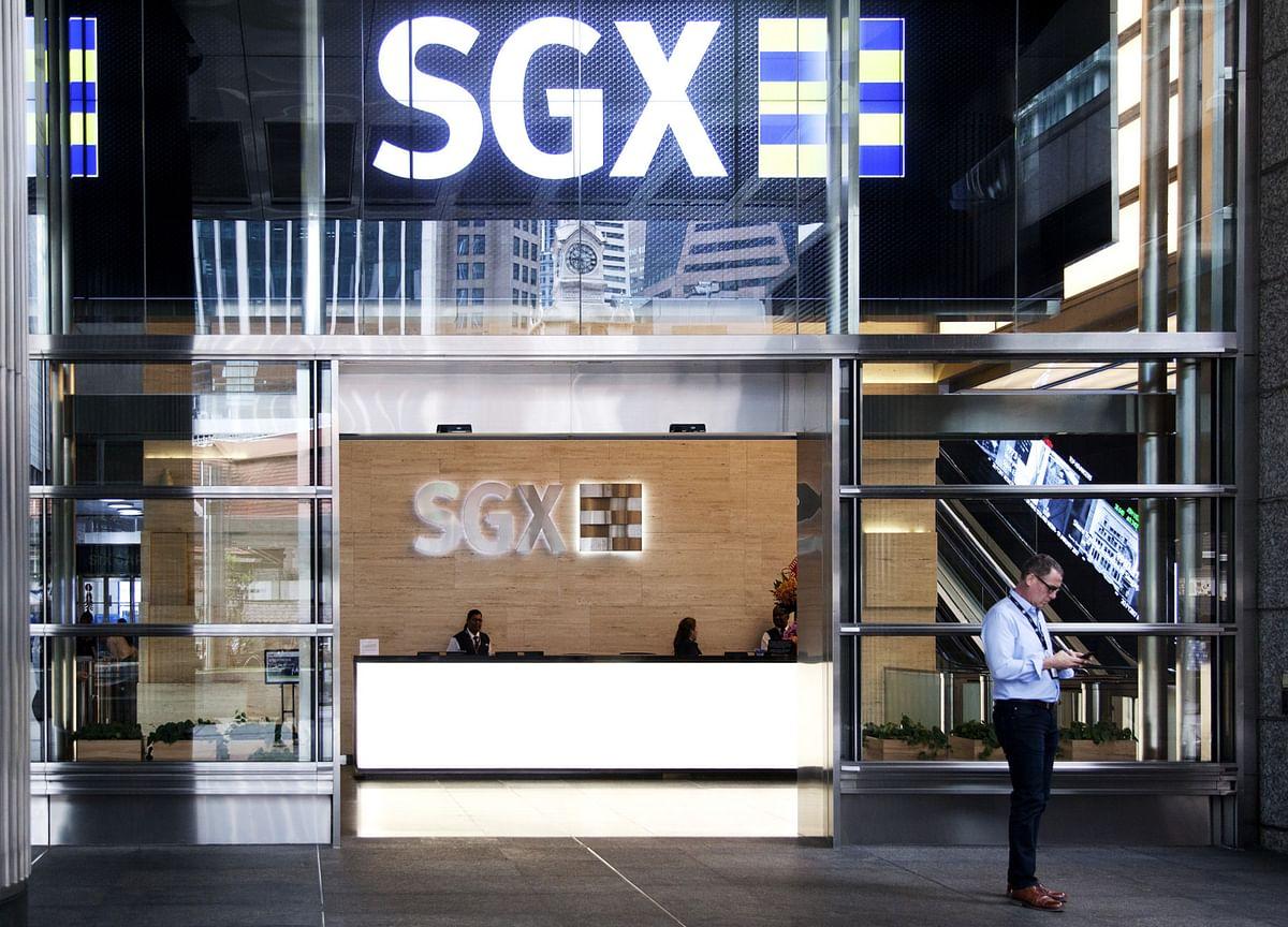 Landmark Singapore IPO Turns Professor Into Multimillionaire