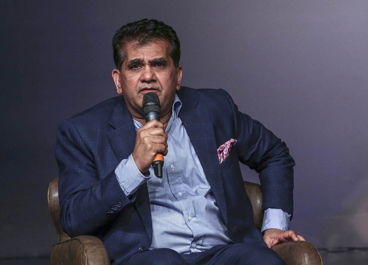 Structural Reforms In Agriculture, Exports Must To Revive Growth: Amitabh Kant