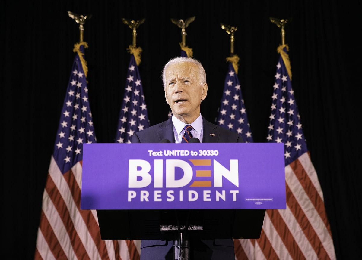 Biden Tries to Defend Electability Against Trump Ukraine Assault