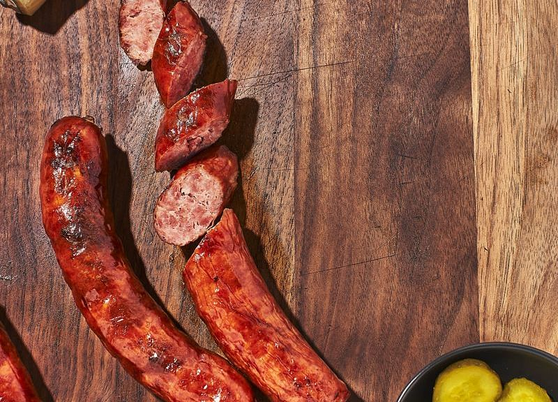 Sausages So GoodYou'll Want to Know How They're Made