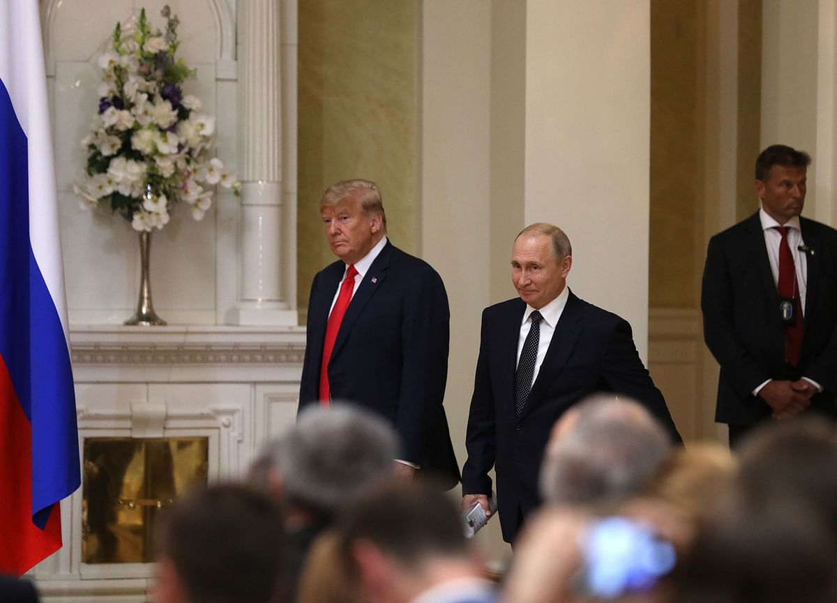 Putin Says He Offered to Sell Trump Russia's Newest Missiles