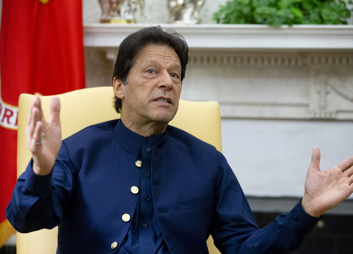 Pakistan Will Never Ever Start War With India: Imran Khan
