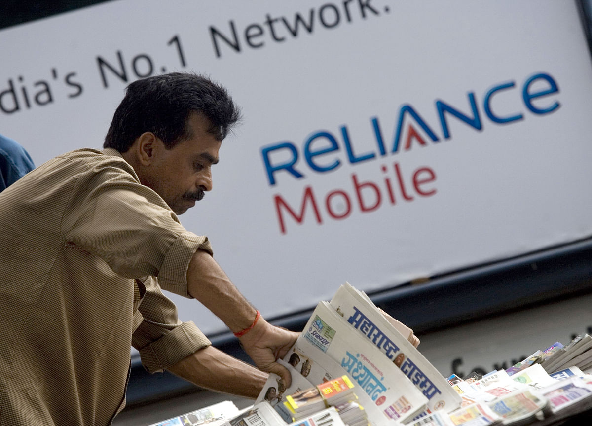 RCom Subsidiary Files Bankruptcy Protection Without Prior Consent