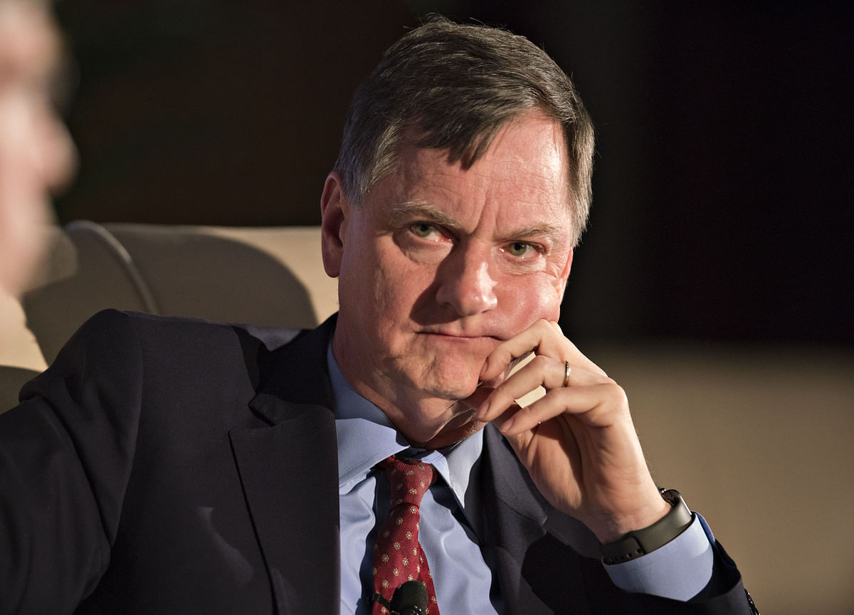 Fed's Evans, Often a Dove, Doesn't See Need for Another Rate Cut