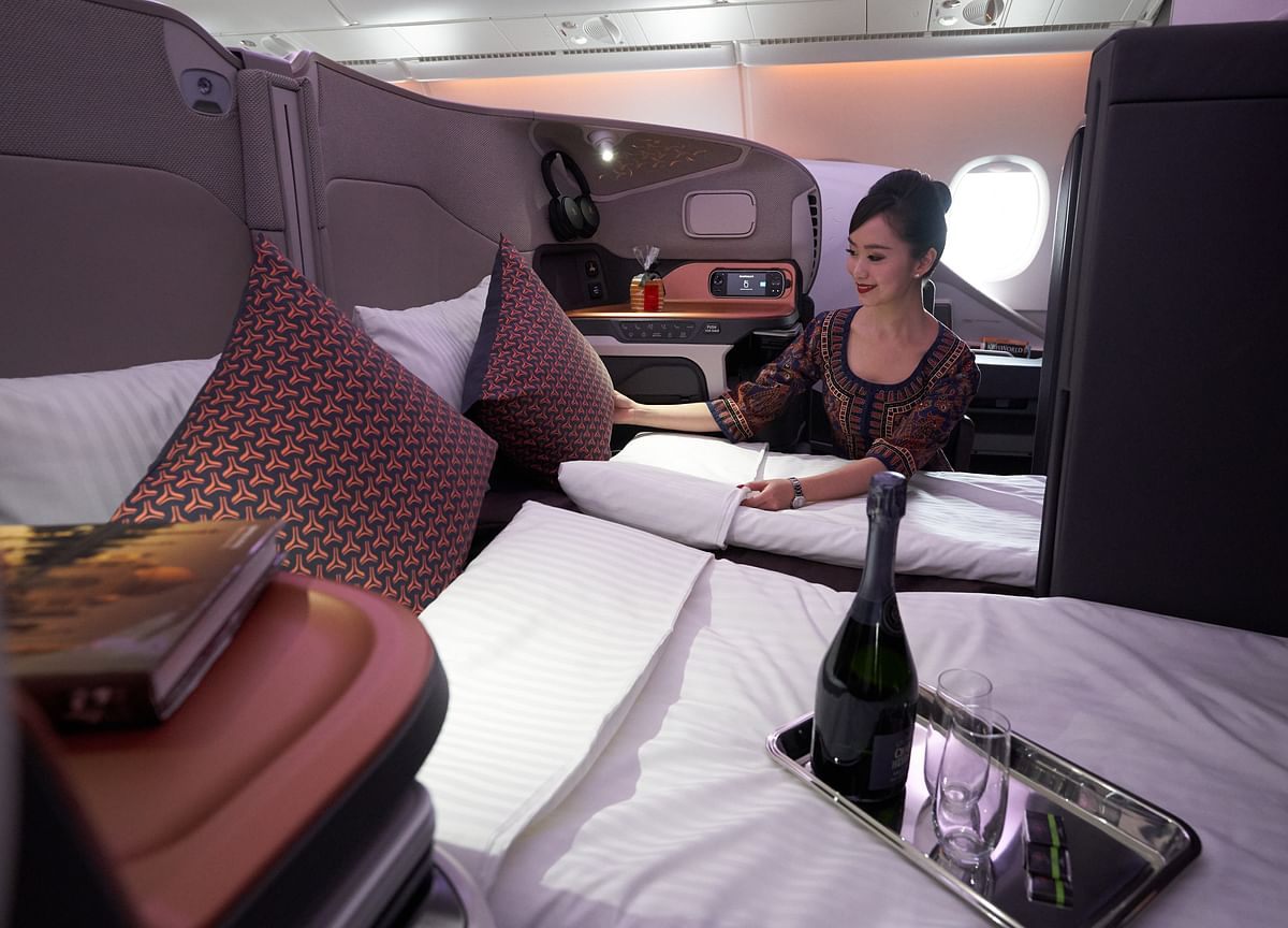 How to Survive the World's Longest Flightsin Style
