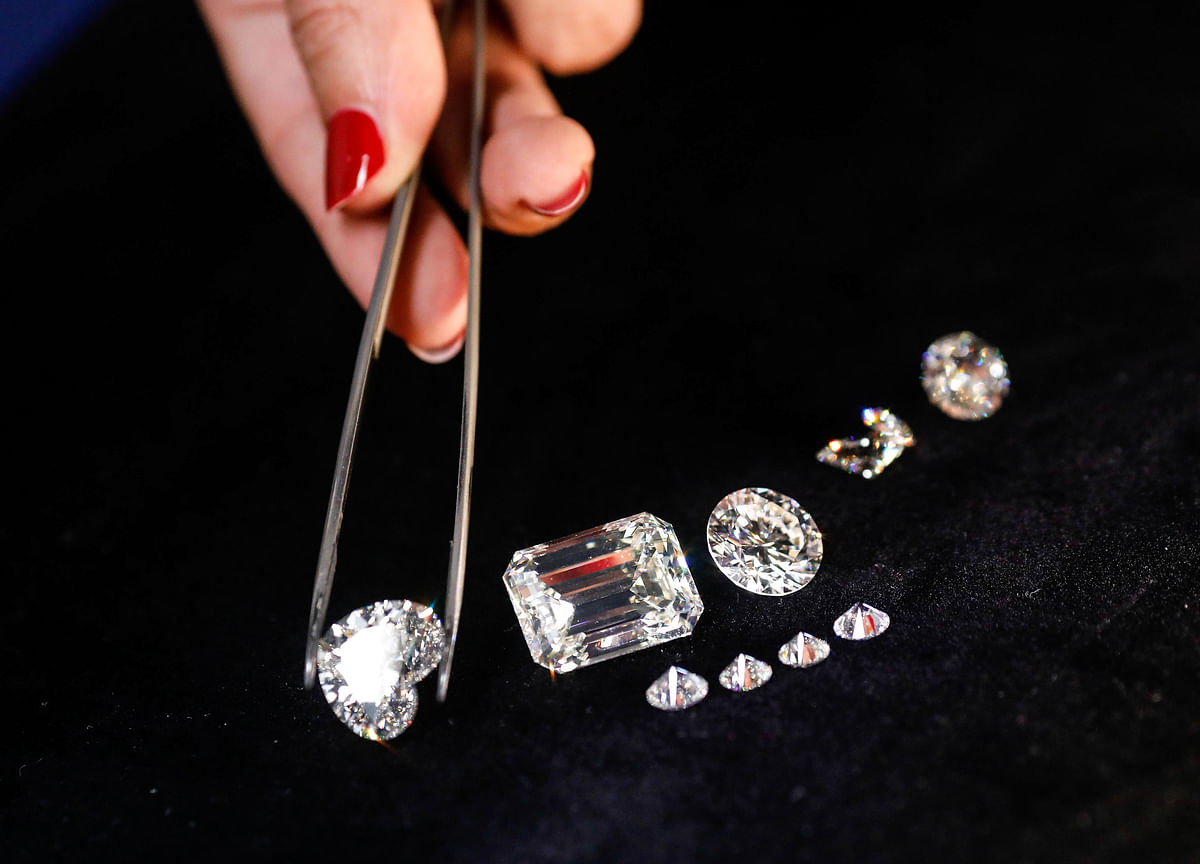 Dubai, Tel Aviv to Boost Diamond Trade as Links Grow