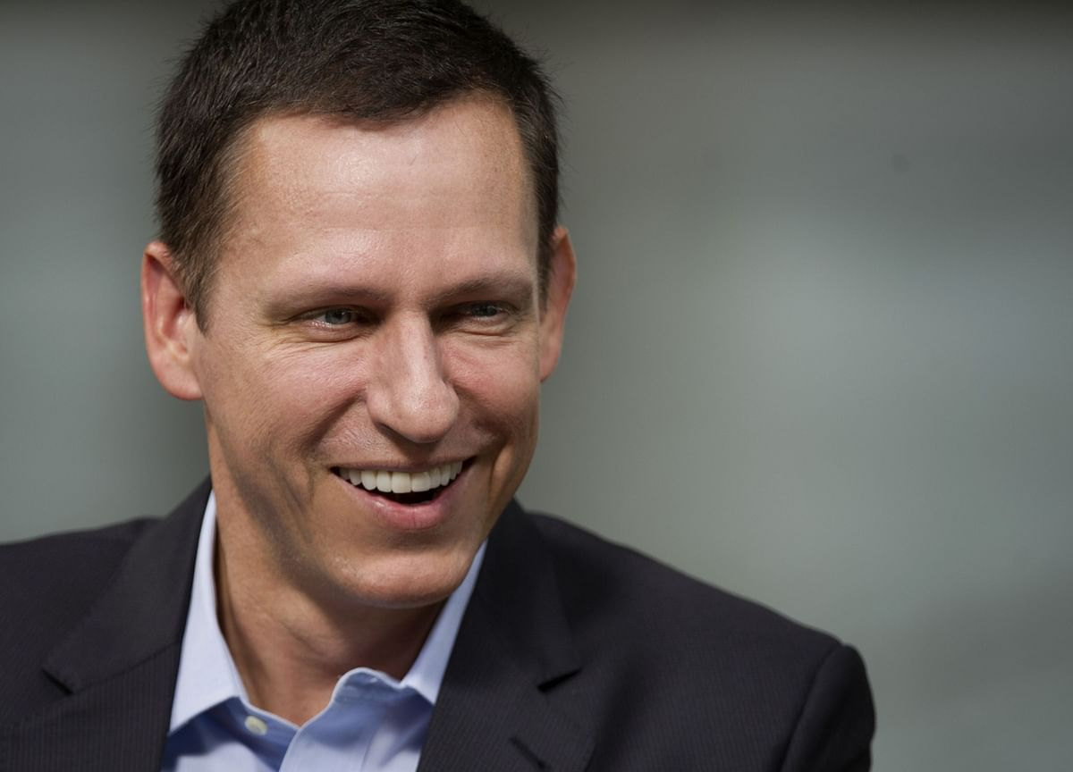 Thiel's Venture Firm to Invest $45 Million in India AI Startup