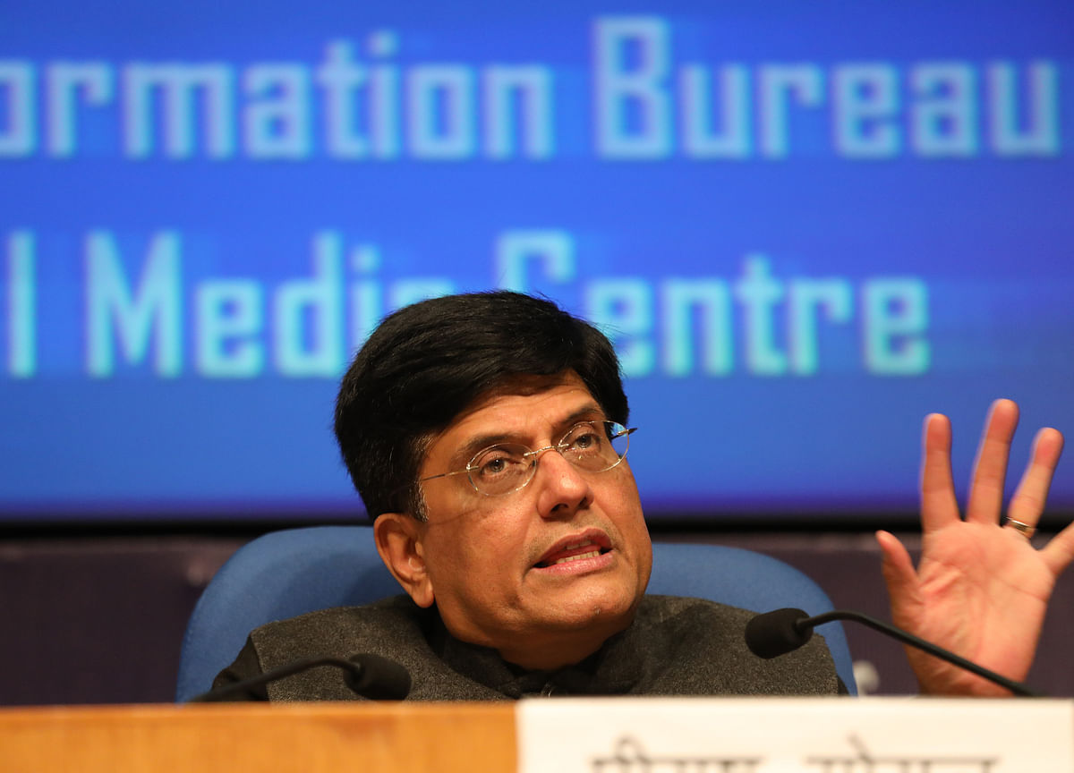 Government To Protect Domestic Interests Before Signing RCEP Agreement: Piyush Goyal