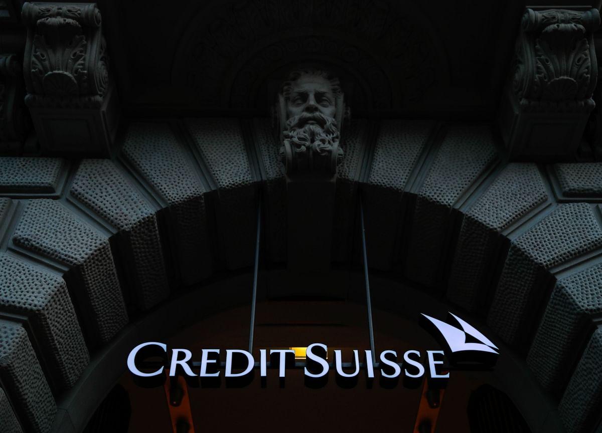Credit Suisse Starts Investigation After Former Star Is Shadowed