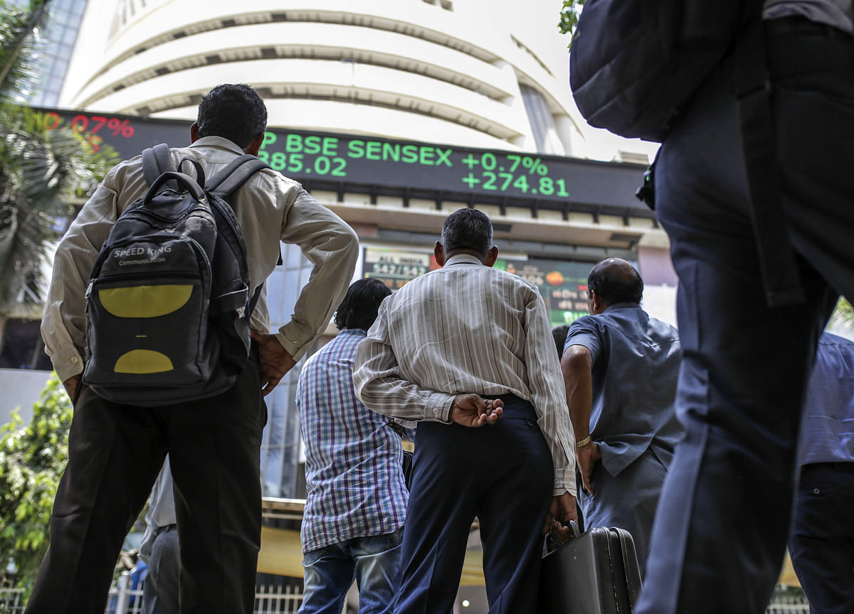 India Stocks Climb to Fresh Records on Steady Foreign Inflows