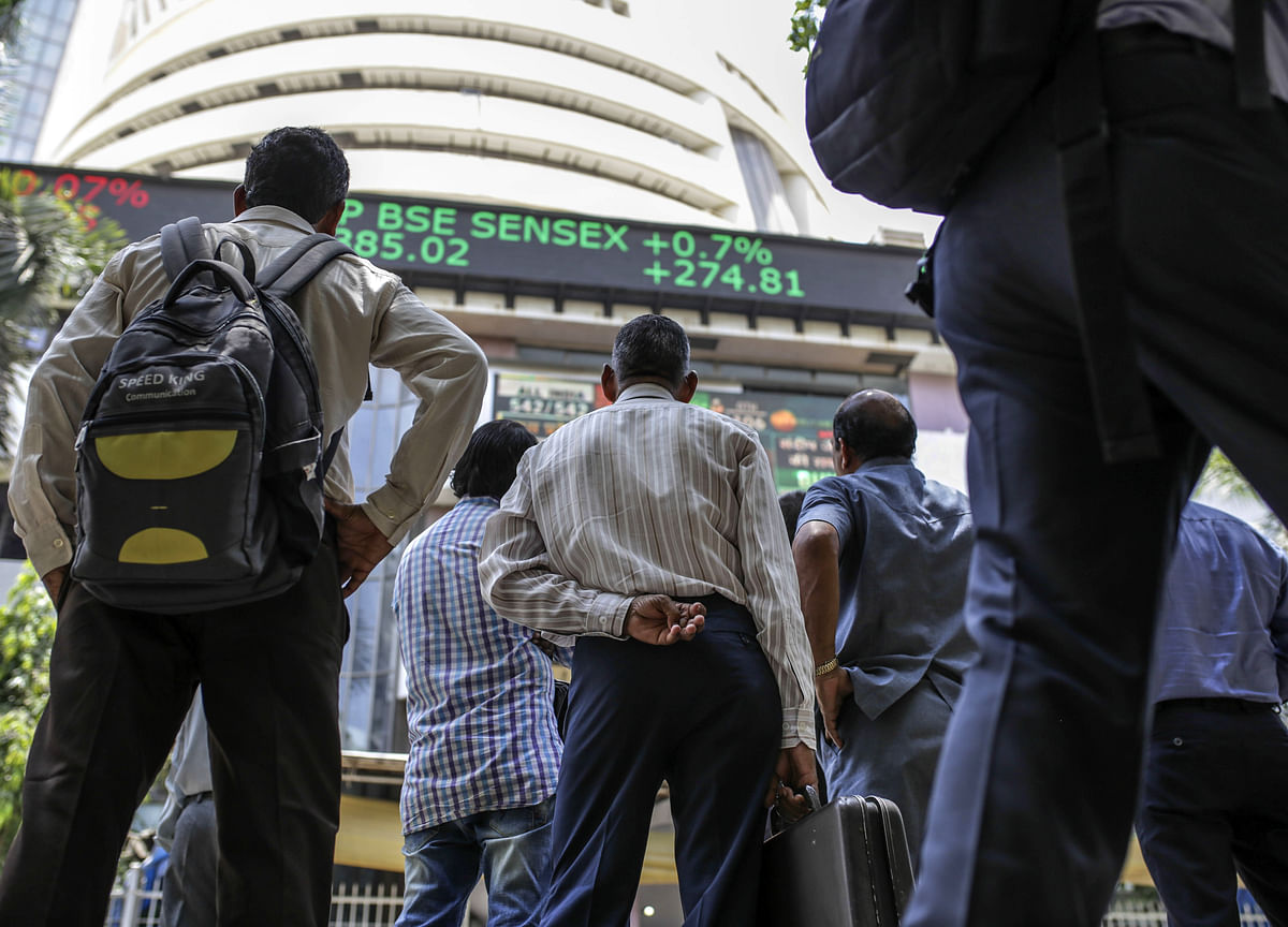 Aberdeen Says Buy Indian Stocks as Haven From Global Trade War