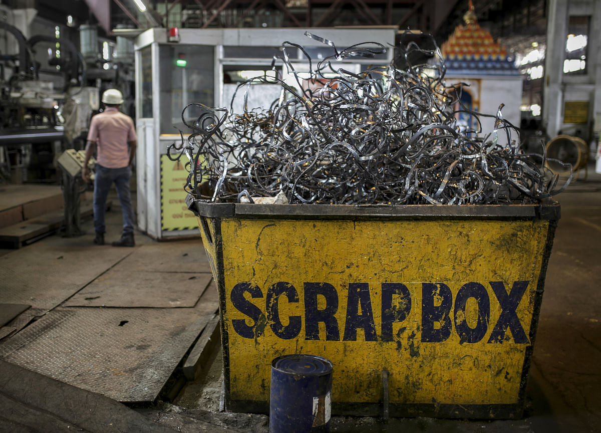Government Notifies Steel Scrap Recycling Policy: Steel Minister Pradhan