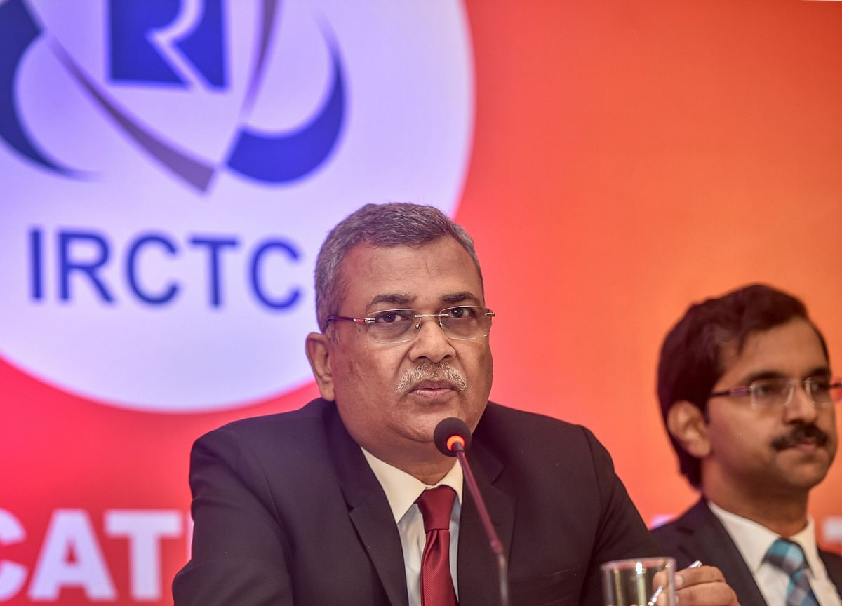 IRCTC IPO Gets 81% Subscription On First Day Of Bidding