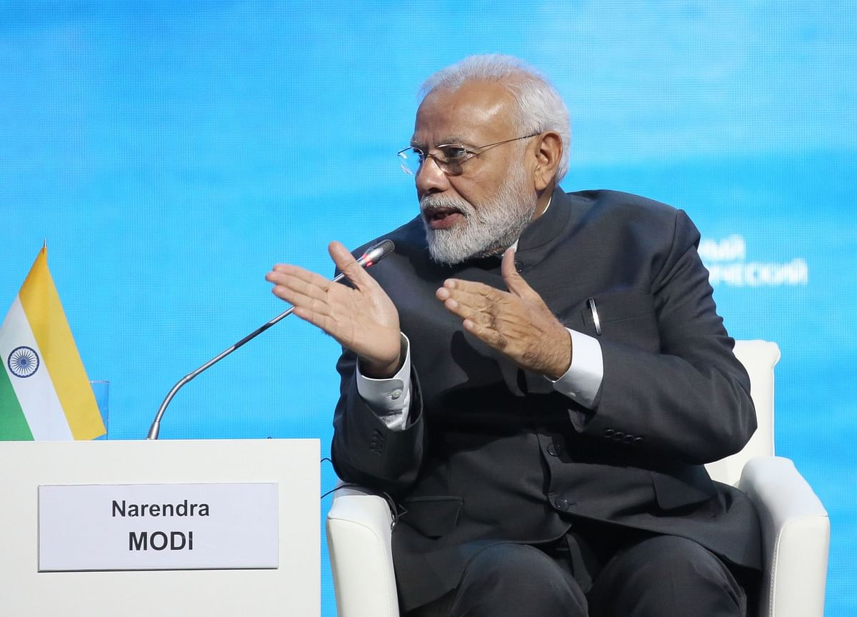 Indian-Americans All Set To Welcome Modi For 'Howdy, Modi' Event