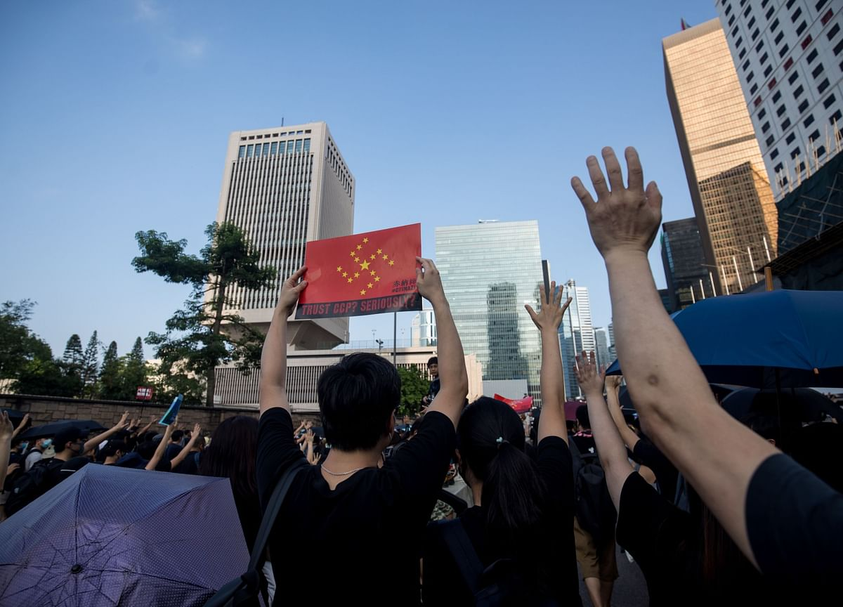 Nearly 1,500 Arrests Do Little to Deter Hong Kong's Protests