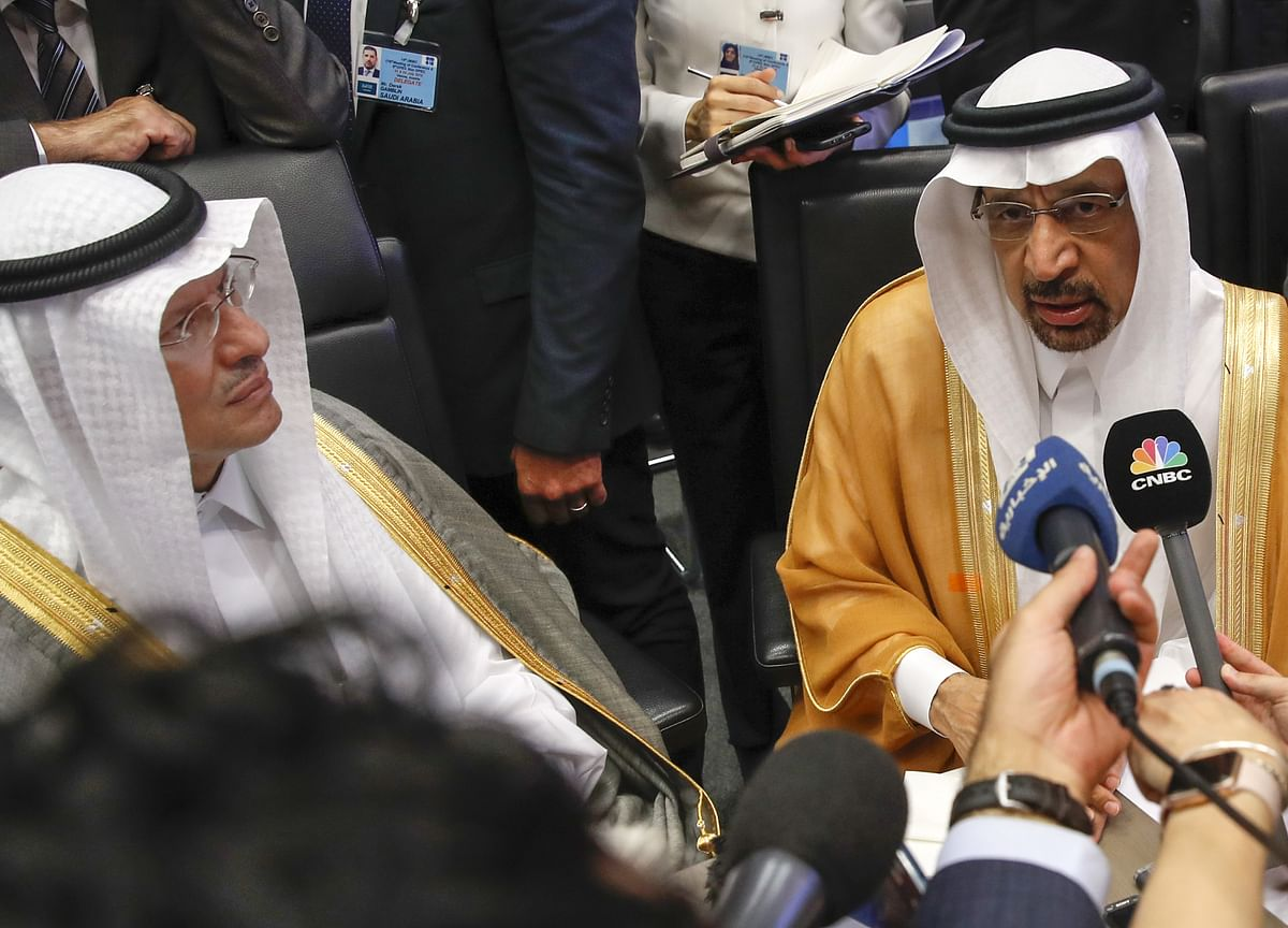 Saudi King Installs Prince as Oil Minister as Al-Falih Ousted