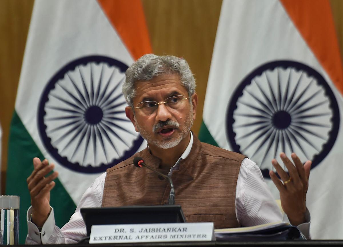 India Trying To Convince U.S. That Tapping Into Indian Talent Is In Mutual Benefit: Jaishankar