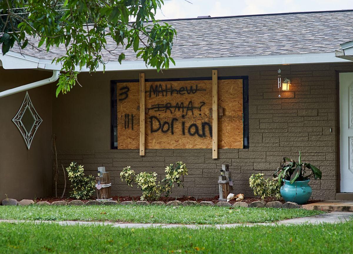 U.S. East Coast Braces for Dorian Chaos as Bahamas Battered
