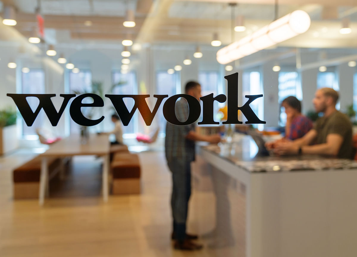 WeWork Turmoil Raises High-Stakes Questions About Office Sharing