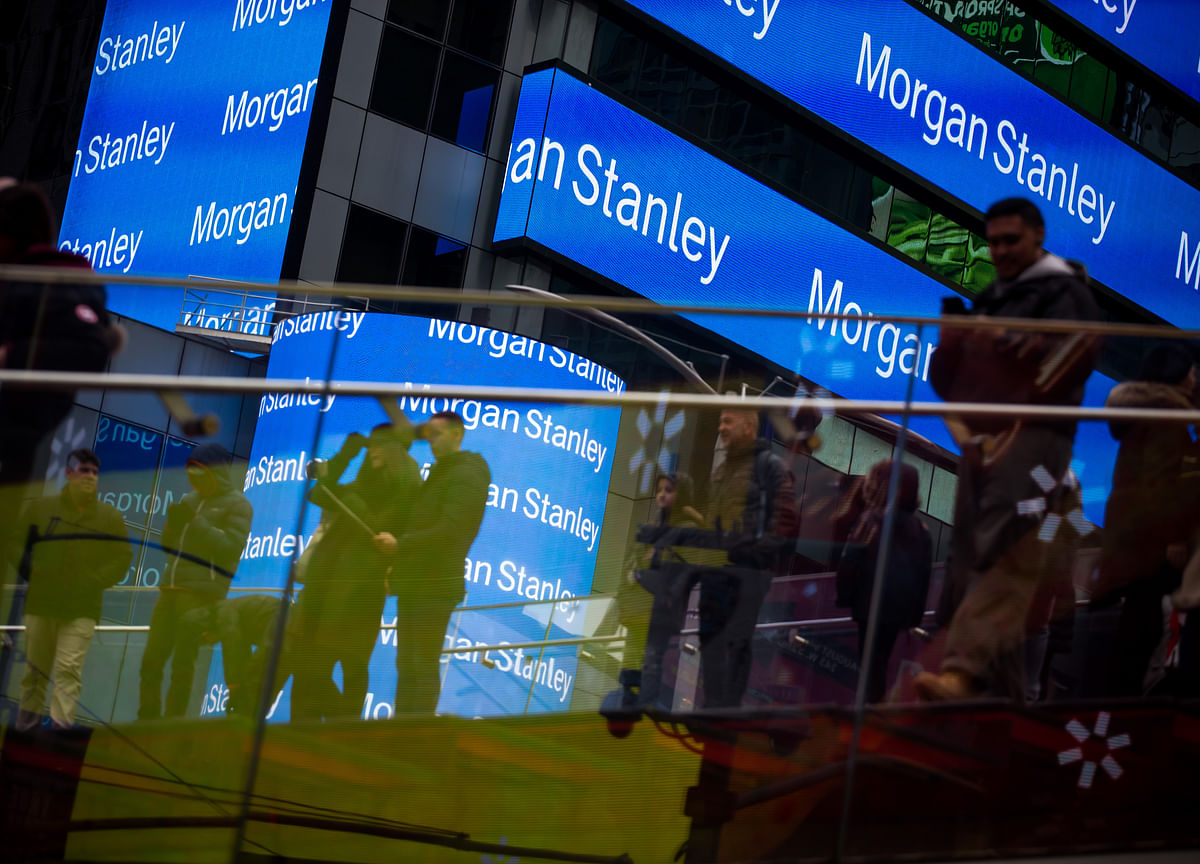 Morgan Stanley Cuts India's Weight In Its Asia Banks Portfolio