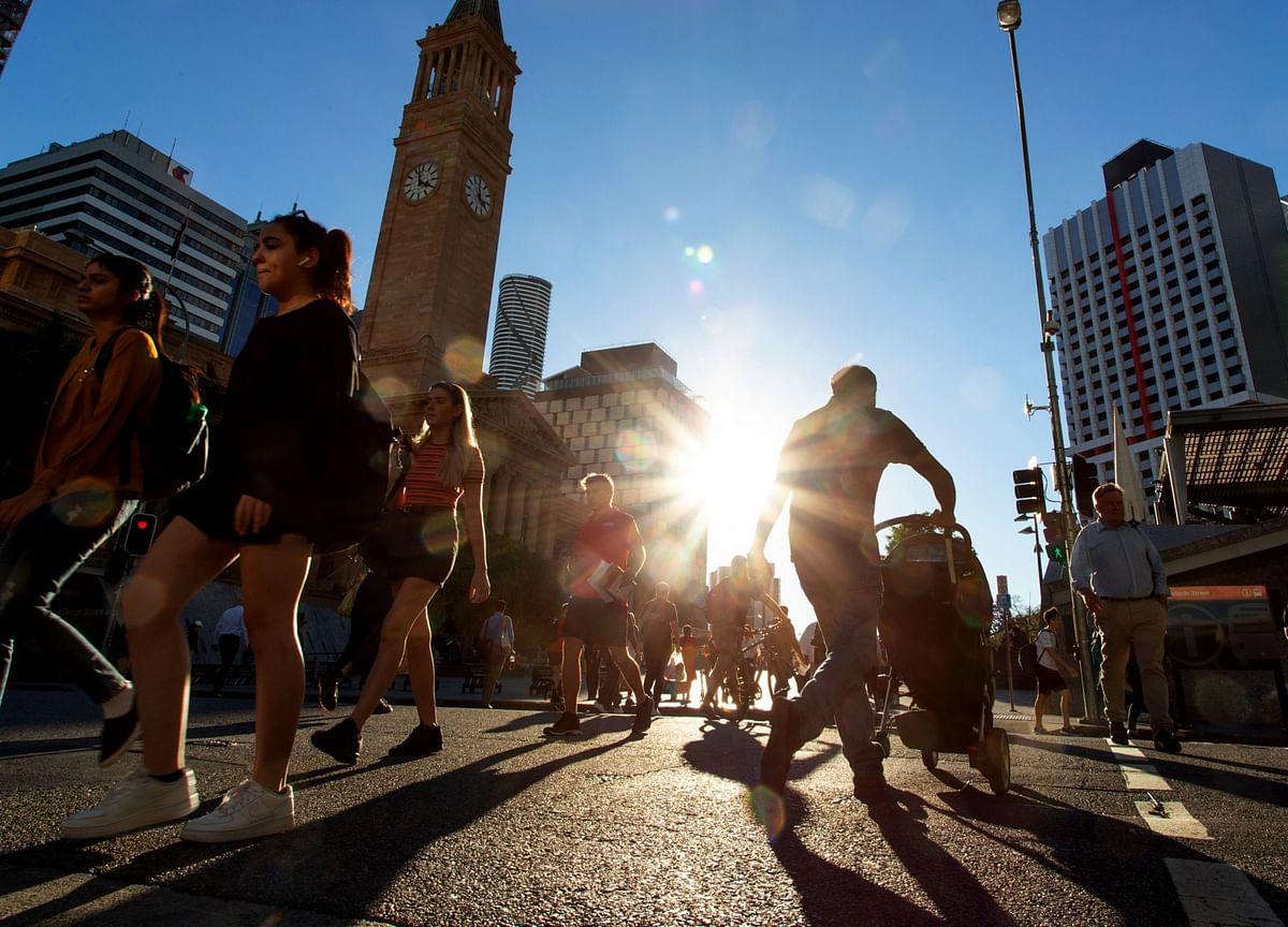 Fed Bursts Australia's Economic Boast in One Blog Post