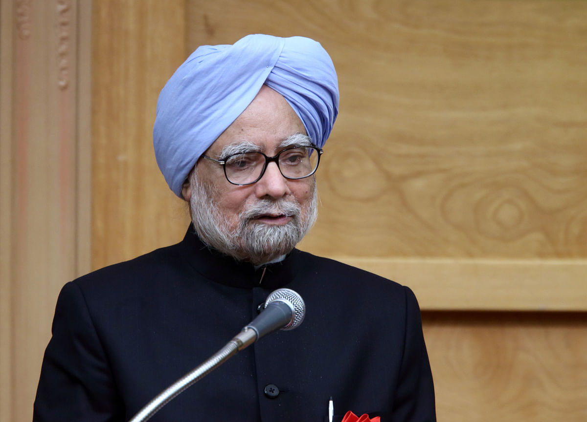 4.5% GDP Growth Rate Unacceptable, Worrisome, Says Manmohan Singh