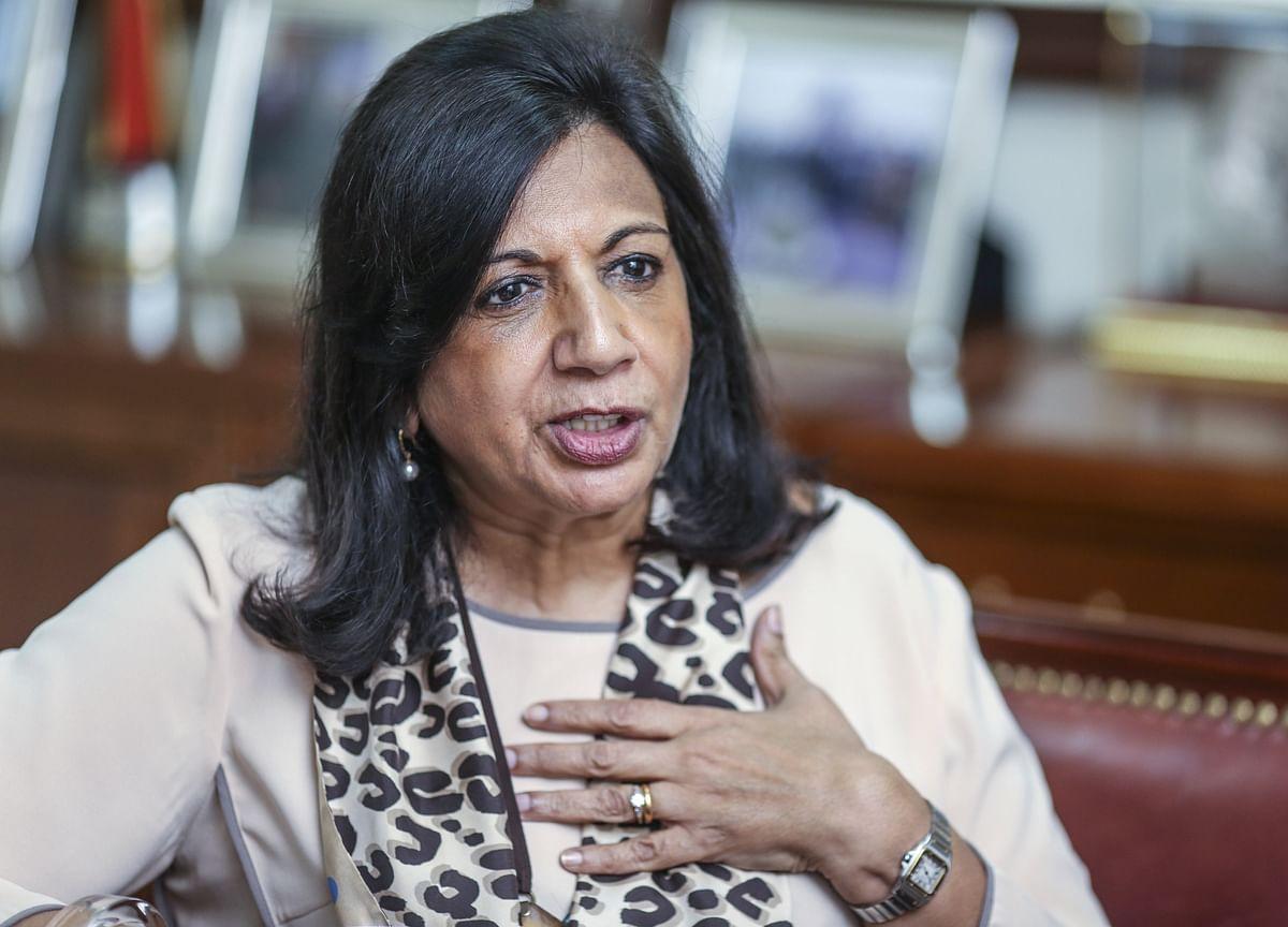 Auto Slowdown: Kiran Mazumdar Shaw Seeks Measures To Save Jobs In Auto Sector