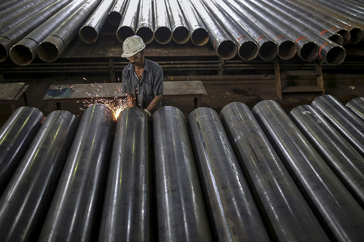 JSPL Banks On New Orders To Pare Debt Even As Global Headwinds Hurt India's Steel Industry