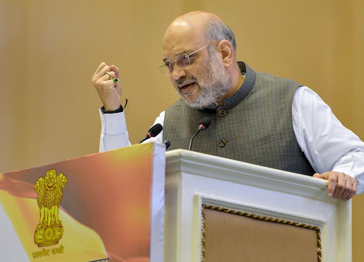 Never Asked For Imposing Hindi Over Native Languages, Says Amit Shah