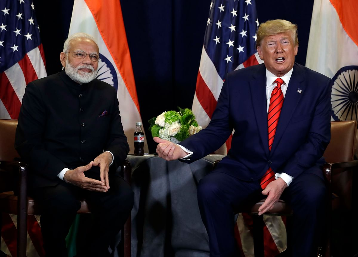It Will Be Great If Modi And Khan Can 'Work Out Something' On Kashmir: U.S. President Trump
