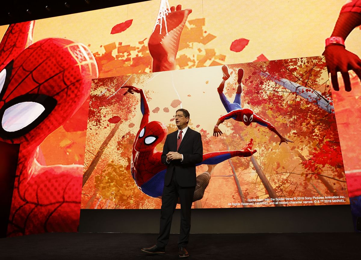 Sony Makes Peace With Disney Over 'Spider-Man' Partnership