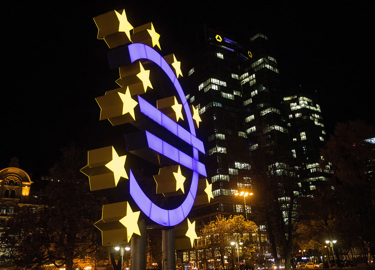 ECB Hands Banks $203 Billion in Cheap Cash to Boost Lending