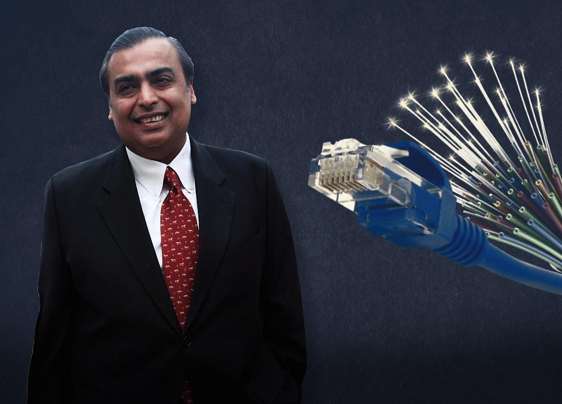 Ambani's Reliance Jio Rolls Out JioFiber Broadband Starting At Rs 699 A Month