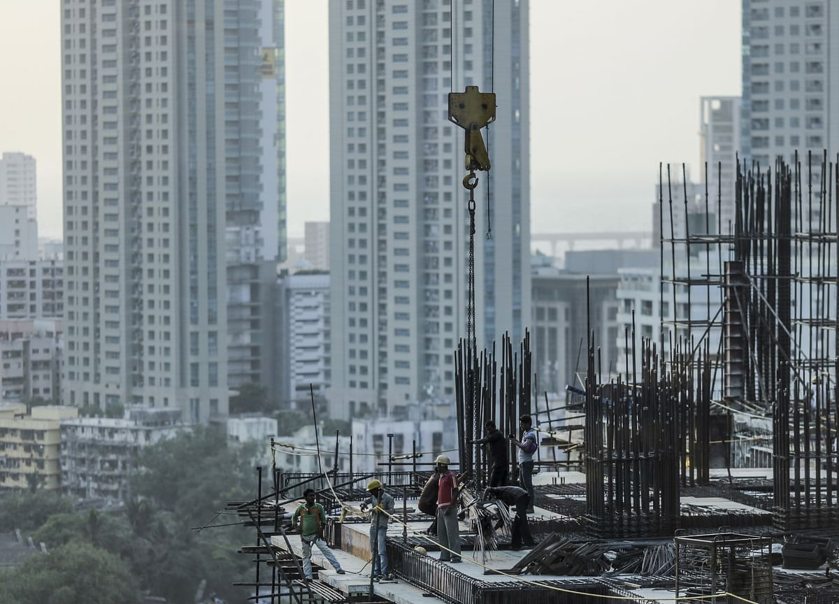 Blackstone To Buy Indiabulls Real Estate's Stake In JVs For Rs 4,420 Crore